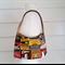 Handbag Coffee Bag Retro Bag Cotton HandBag Coffee Handbag Vintage Bag